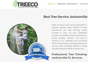 Tree Service Jacksonville FL